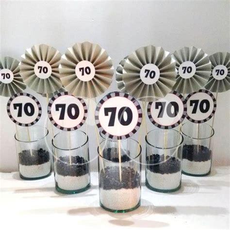 centros de mesa de cumpleaos en pinterest fiestas de apexwallpapers centros de mesa para decorar el cumplea 241 os 70 de un