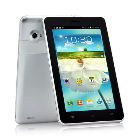 7in android tablet wholesale 7 inch phablet android 4 1 phablet from china