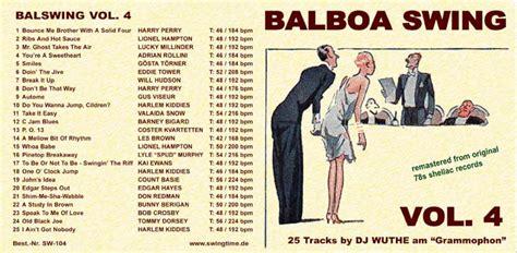balboa swing swing for dancers