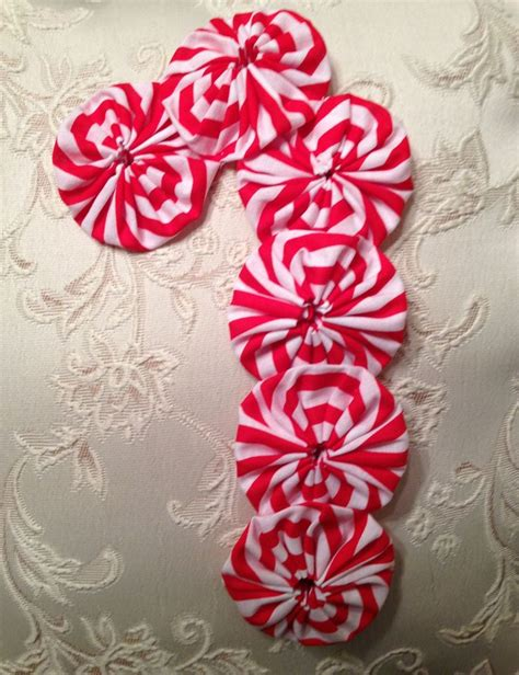 candy cane yo yo christmas ornament christmas decor