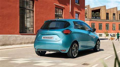 Renault Usa 2020 by 2020 Renault Zoe Insideevs Photos
