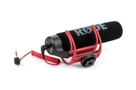 rode videomic go on mic with lyre mount compact microphone r 216 de ebay