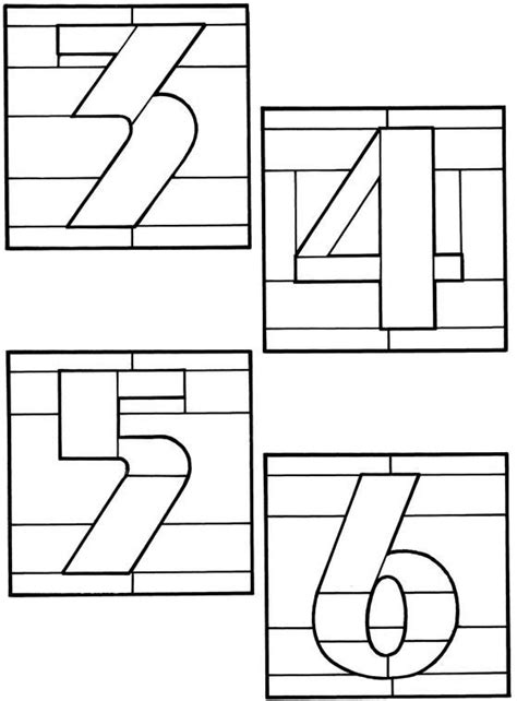 house numbers pattern 174 best stained glass signs monograms images on