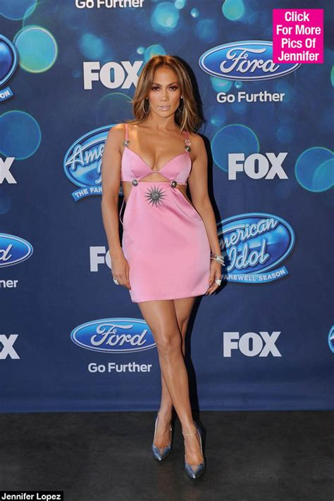All New J Lo For American Idol Ratings by Pic S American Idol Dress She Shows