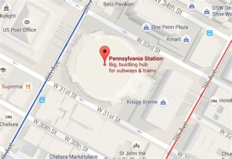 Map Of Square Garden by Is Square Garden A Subway In New York Quora
