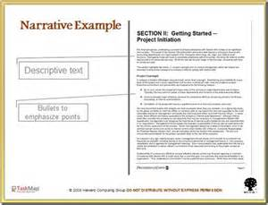 process narrative template documenting processes the narrative approach 171 bpm