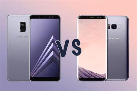 Samsung Galaxy Y A8 Samsung Galaxy S8 Vs Galaxy A8 How Does New Budget