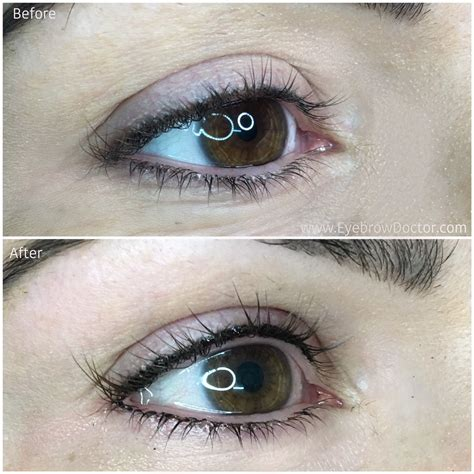 eyeliner tattoo new york 100 eyeliner tattooing before and after permanent