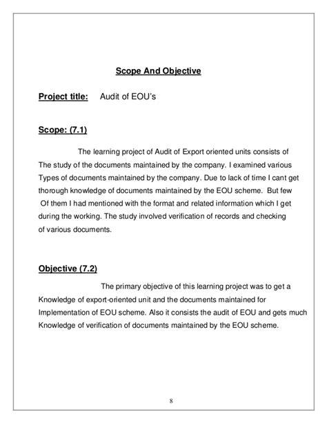 Parental Consent Letter Uk Audit Of Export Oriented Unit