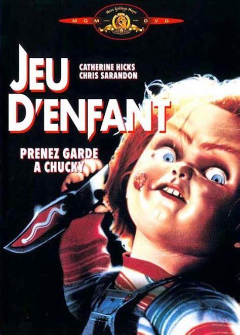 chucky film d horreur critiques de films d horreur jeu d enfant le