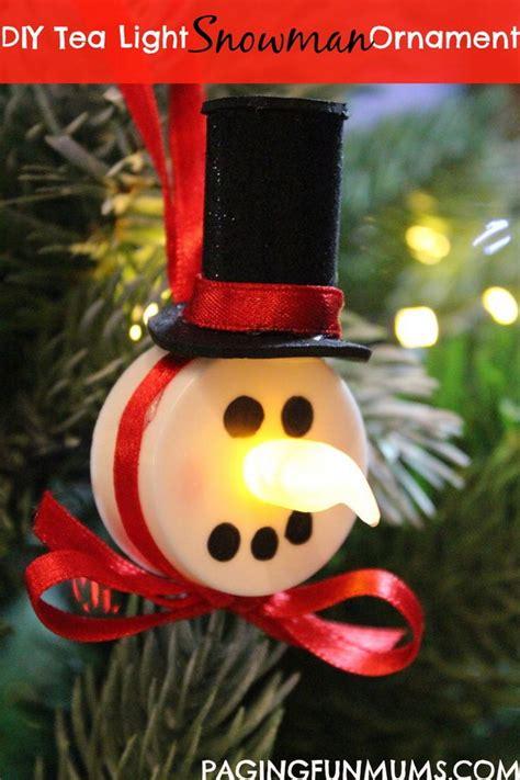 ornaments with lights 30 diy ornament ideas tutorials hative