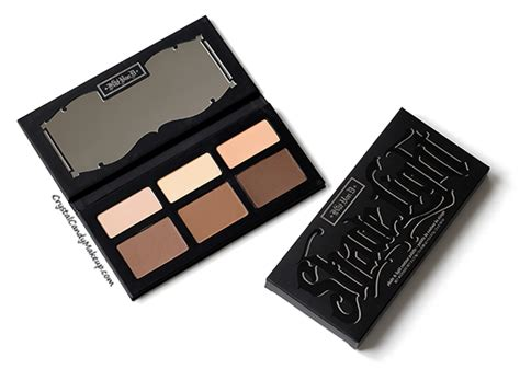 kat von d shade light contour palette crystal candy makeup blog review swatches kat von d