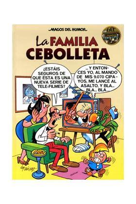 la familia cebolleta 60 continuar 224 comics tienda especializada en comics