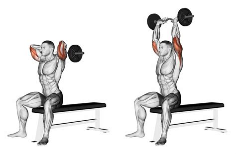 triceps extension bench press benefits of tricep extension
