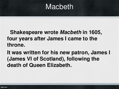 all of the following are themes of macbeth except macbeth 1