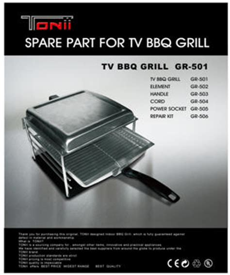 Be In Grille Tv by Other Small Appliances Tv Bbq Grill Back By
