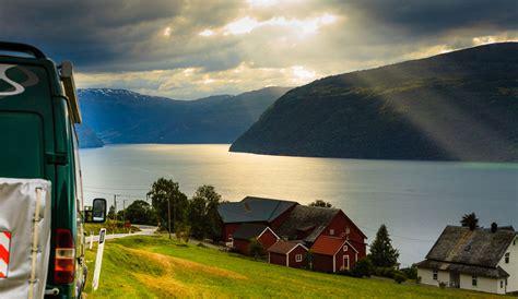 haus mieten norwegen norwegen motorhome mieten im wohnmobil durch norwegens