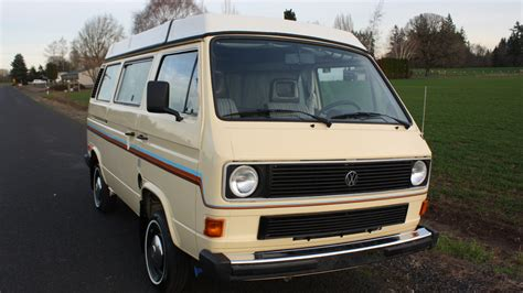 volkswagen westfalia 2016 1984 volkswagen westfalia vanagon s172 portland 2016