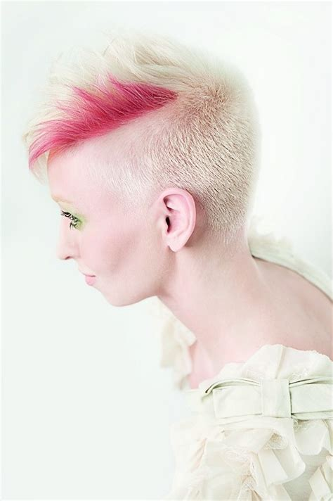 12 ways to wear pink hair hair salons photos ways to wear pink hair color in 2012