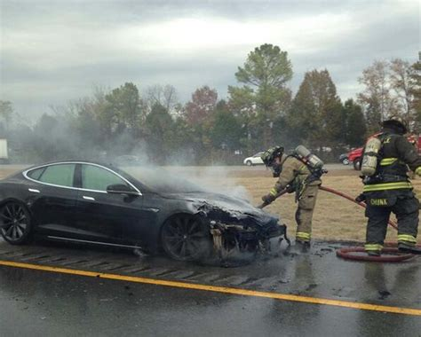 Tesla Model S Fires Tesla S 3rd Model S Adds To Maker S Woes