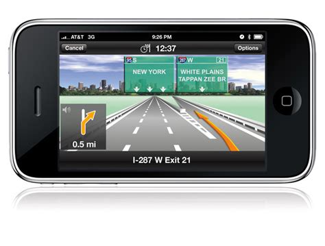 navigon launches iphone gps navigation