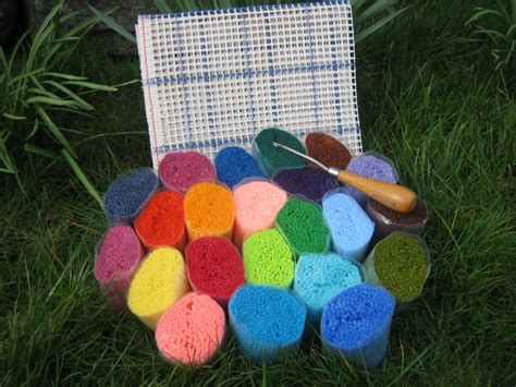 Decorations Kits To Make by Utterly Hooked Designs Latch Hook Kits For Rugs