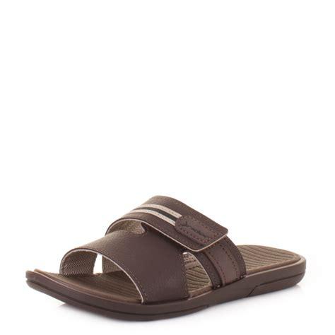 rider sandals mens rider rimini slide brown slider sandals slip on mules