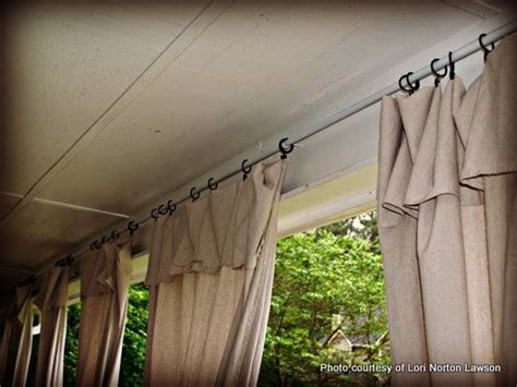 outdoor drop cloth curtains 17 best images about drop cloth curtains on pinterest