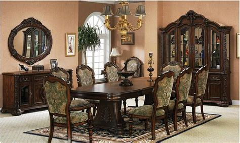 Victorian Dining Room Chairs by Formal Victorian Dining Room Designs