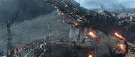 film china wall film review the great wall