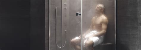 steam room for a cold cold hydrotherapy