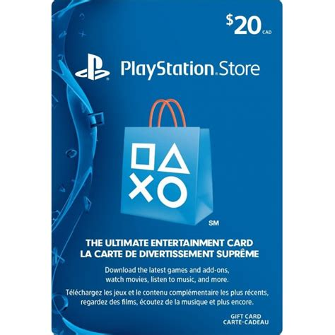 psn card sgd 20 digital code psn card 20 cad playstation network canada digital