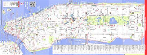 map manhattan streets printable manhattan map manhattan streets and
