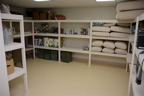 room storage 21 basement features