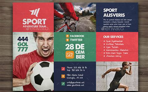 sports flyers templates 22 beautiful sport flyers psd templates desiznworld