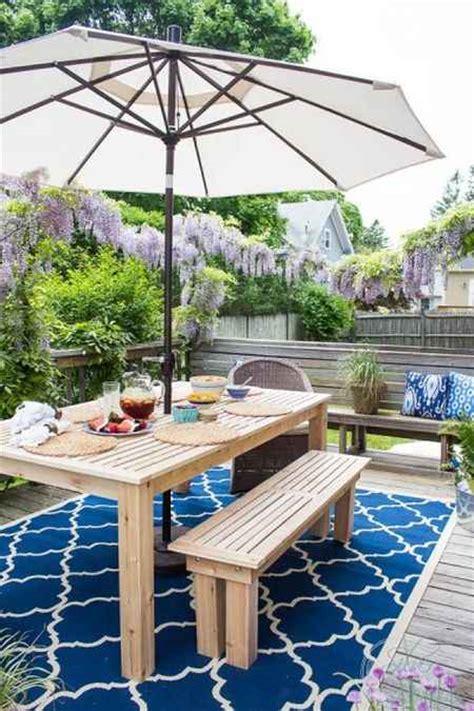 Diy Outdoor Patio Table 18 Diy Outdoor Dining Room Tables
