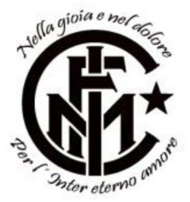 logo inter tattoo eto o nerazzurri world