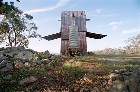 mudgee tower new south wales australia by casey brown