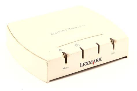 D Link Print Server 10 100 Mbps With 1 Port Paralel 2 Port Usb fast ethernet 10 100 mbps parallel lpt print server lexmark marknet x2000 x2011e
