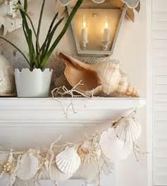 Decorating Ideas With Shells Coastal Decorating Ideas