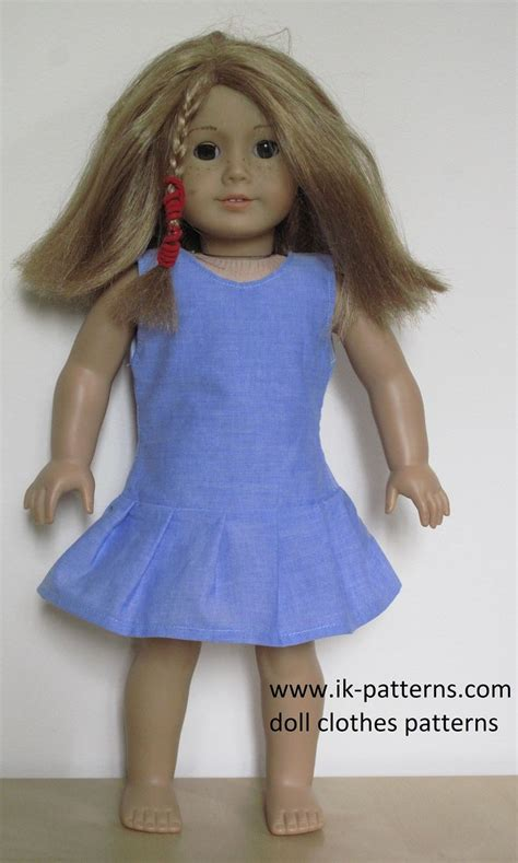 clothes pattern for dolls 55 best images about 18 inch doll clothes dresses made