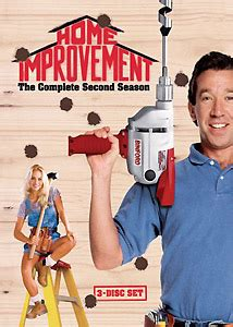 home improvement the complete second season comingsoon net