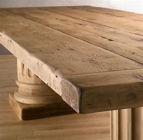 how to finish a wood table how can i finish a reclaimed pine salvaged wod table