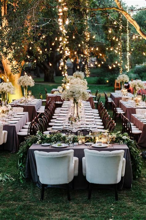 Backyard Wedding Reception Ideas 15 Sophisticated Wedding Reception Ideas Oh Best Day