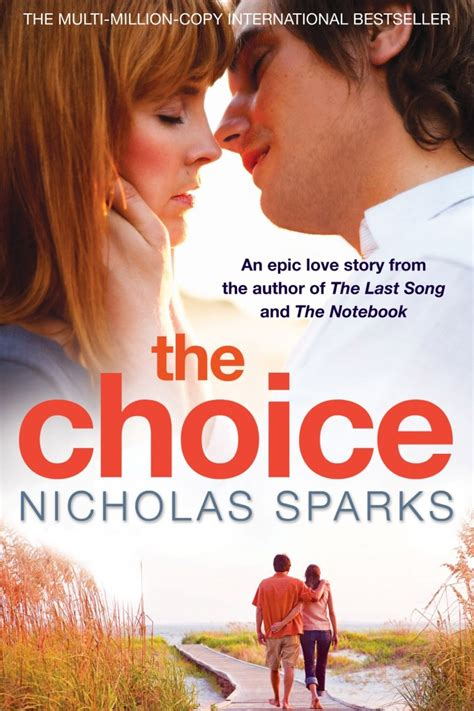 the choice books nicholas sparks uk books
