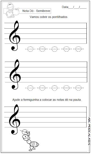 Abc Musical Kid's : Atividades de Musicalização Infantil