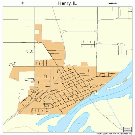 Henry County Il Search Henry Illinois Map 1734163