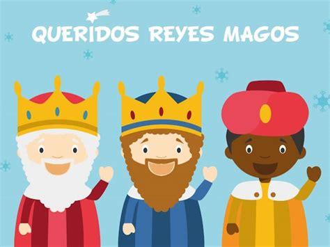 imagenes de los reyes magos divertidas carta a los reyes magos