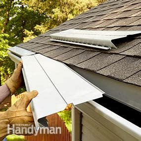 decorating with leaf guards the best leaf guard gutters for your home the family handyman