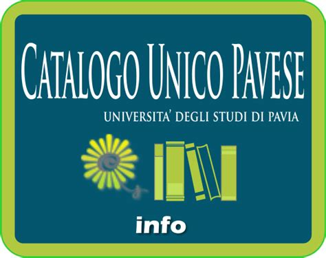 opac pavia il catalogo unico pavese polo sbn pav catalogo unico